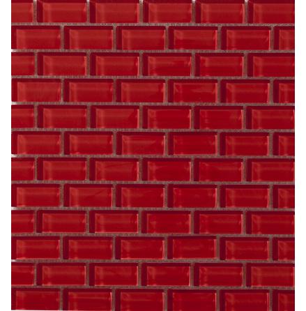 T102 Röd Blank 23x48mm