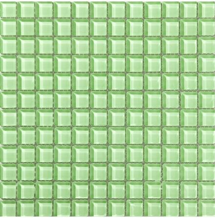 T135 Grön Blank 23x23mm