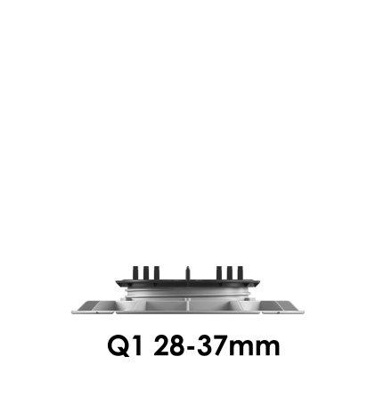 Klinkerdäcksfot 28-37mm