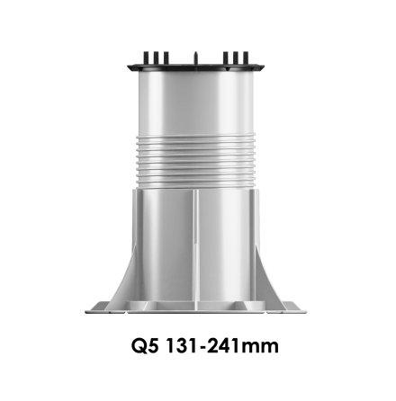 Klinkerdäcksfot 131-241mm